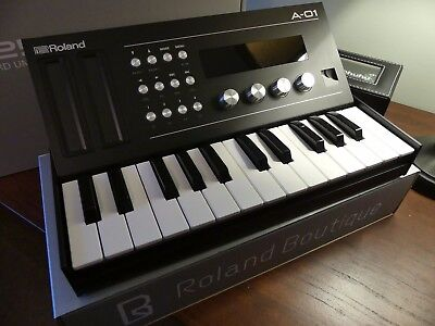 ROLAND A-01K MIDI Controller and Generator/ 8bit Synthesizer
