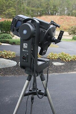 """Meade LS-8 ACF 8"""" Advanced Coma-Free Telescope w/ Extras, Nearly New"""