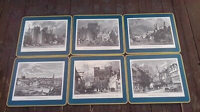 Pimpernel Place Mats..northumbria.hexham.alnwick.newcastle Upon Tyne.durham