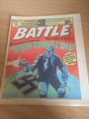 Battle Picture Weekly - 25 September 1976