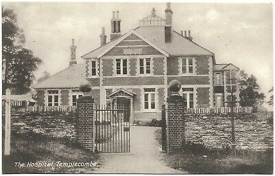 The Hospital Templecombe - 1920's/1930's - Fish Publisher