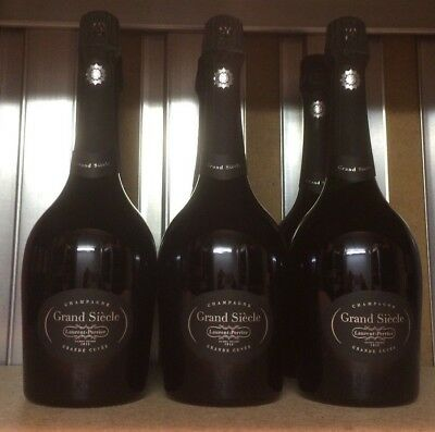 Champagne Laurent-Perrier Grand Siècle 6 Flaschen