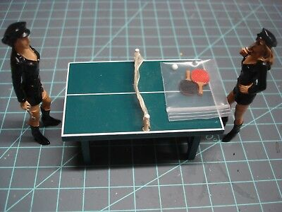 1/24 scale - Table Tennis Set - for your shop/garage/diorama