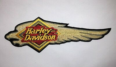 Harley Davidson Medium Size Softtail Tank Patch NEW! NEVER USED!