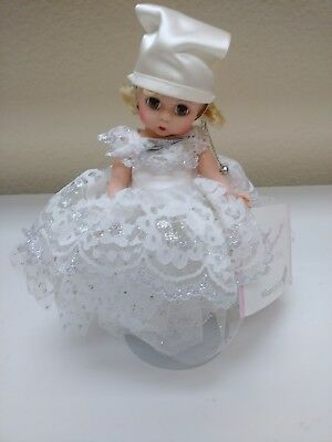 """Madame Alexander LULLABY MUNCHKIN 8"""" Doll from The Wizard Of Oz, Very Rare 1995"""