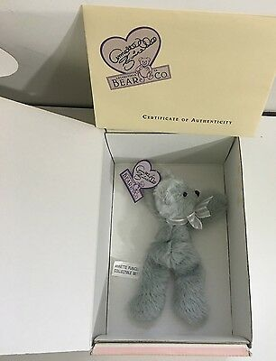 Annette Funicello collectible Bear Co. Mint Julep Ltd. Ed. 2262/3000 with COA