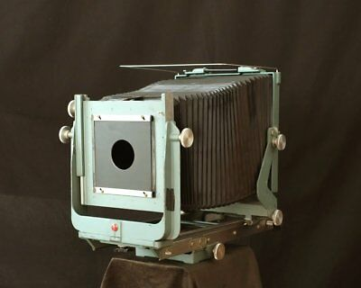 stunning!! Calumet Chicago Studio 8x10 Camera wet plate large format