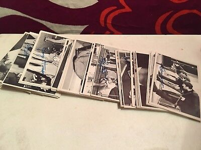 Beatles Topps Trading Cards Series # 3 Set of 46 Green Print Backs 1964 Vintage