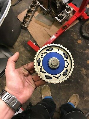 Peugeot 106 Rallye S2 CatCam 645 And CatCam Vernier Pulley
