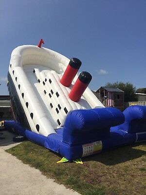 Inflatable Slide Jumping Castle