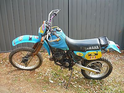 YAMAHA IT200 - 1984 - Runs well - No Rego - Bored and new rings etc