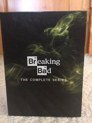Breaking Bad The Complete Series Season 1-6 DVD, 2014, 21-Disc Set - Nearly New