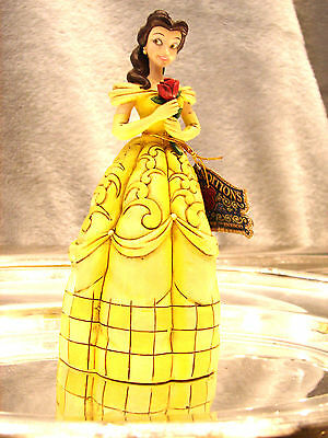 Disney Traditions Belle Jim Shore Beauty and the Beast