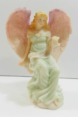 Roman 1994 Seraphim Classics Angels Figurine Laurice Wisdom's Child Item #69802