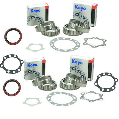 2 TIMKEN FRONT WHEEL BEARING KITS for TOYOTA HILUX 4WD LN167R LN172R VZN167 IFS