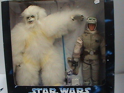 Star Wars Collector Series Luke Skywalker Vs Wampa  1997 Original Collection