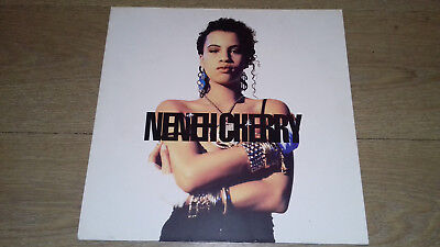 Neneh Cherry Raw Like Sushi 1989 LP CIRCA8 Nr Mint!