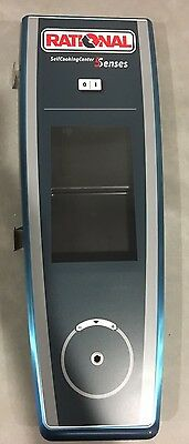 RATIONAL Control Panel Insert w/ Over 87.01.005