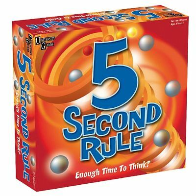 NEW 5 Second Rule