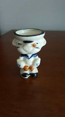 1930s COLLECTIBLE POPEYE EGG CUP