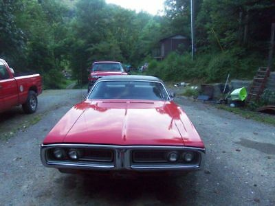 1971 Dodge Charger  All Original 1971 Dodge Charger