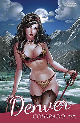 Grimm Fairy Tales Day of the Dead #6 1/250 Denver Comic Con Exclusive Sexy NM