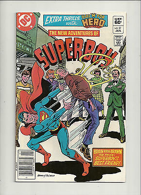 New Adventures of Superboy  #37  VF+