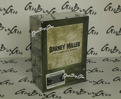 Barney Miller Complete Series 1-8 ☆ 1,2,3,4,5,6,7 & 8 DVD ☆ Factory Sealed New