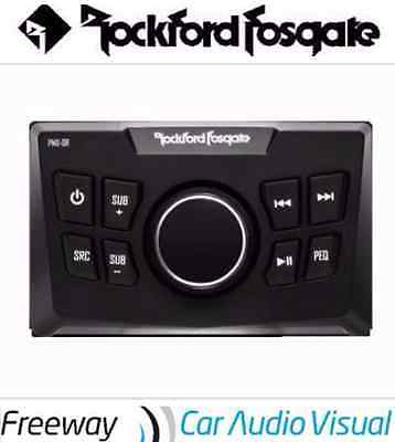 Rockford Fosgate PMX-0R Punch Marine Wired Remote Control