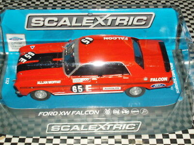 Scalextric Falcon XY GT Supercar Driven by Allan Moffat Mint boxed