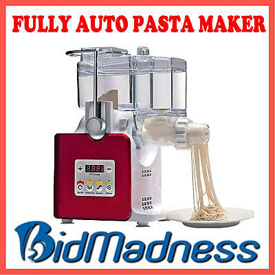 New Fully Automatic Pasta Machine & Noodle Maker , +  Dryer Funct  Rrp $299