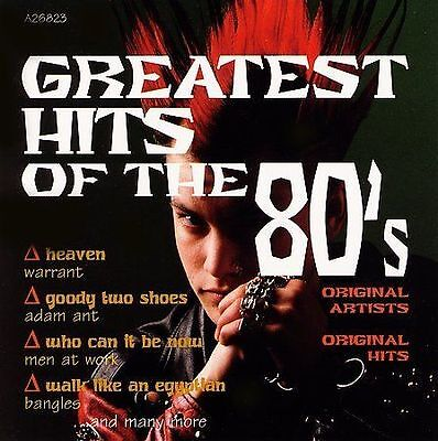 Various Artists : Greatest Hits 80s 7 CD