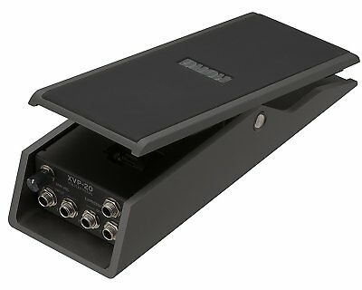 KORG expression volume pedal XVP20 keyboard accessory
