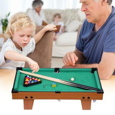 Kids Mini Pool Table Game Toys Tabletop Snooker Billiards Plaything Xams Gifts A