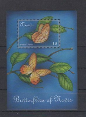 A34. Nevis - MNH - Nature - Animals - Insects - Butterflies