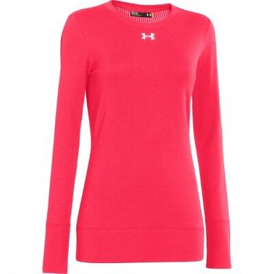 Under Armour Infrared ColdGear Crew - Women's - Neo Pulse - S - 1259042-678