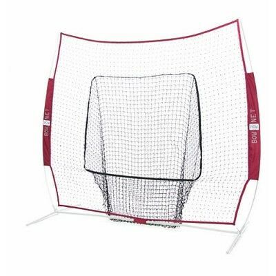 Bownet Big Mouth Replacement Net BowBM-R - Maroon