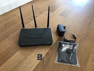 Synology RT1900AC Wireless Lan Router WLAN AC 2.4GHz / 5GHz