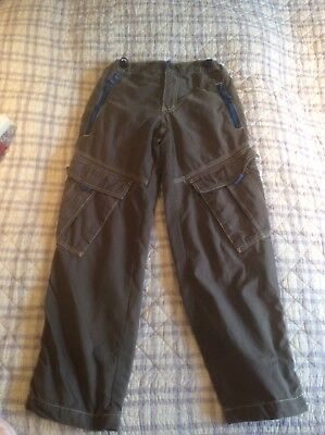 Mini Boden Boys Fully lined Trousers Age 10. Great used condition
