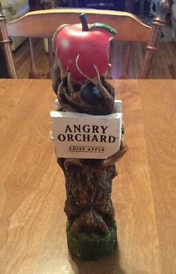 Angry Orchard Crisp Apple Tap Handle ***Nice***