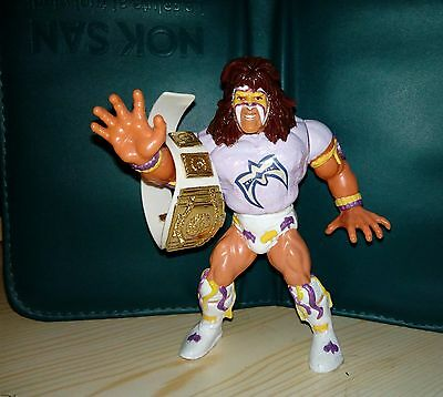 ULTIMATE WARRIOR WWE WWF Hasbro Custom