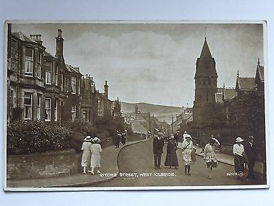 Ritchie Street West Kilbride Ayrshire