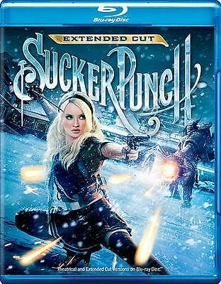 Sucker Punch (Two-Disc Extended Edition) Blu-ray