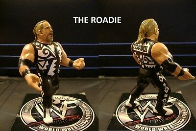 THE ROADIE  WWE WWF Hasbro Custom