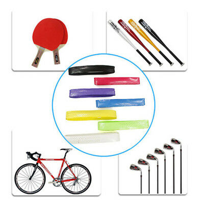Anti-slip Racket Over Grips Tennis Badminton Soft Keel Hand Sticky Tape Grip New