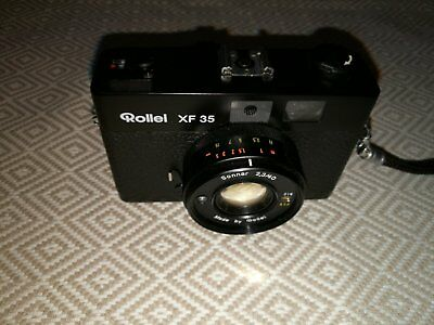 Rollei XF35 Good Condition