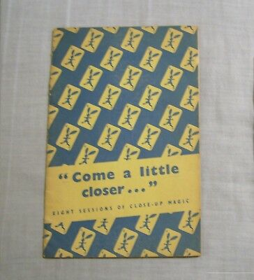 Come A Little Closer by Peter Warlock First Edition 1953