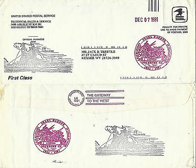 Us Technical Services Remembering Pearl Harbor (Harbour) Naval Cached Cover