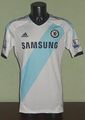Maglia TERRY #26 Chelsea MATCH WORN / ISSUED Premier League 2012/13 third shirt