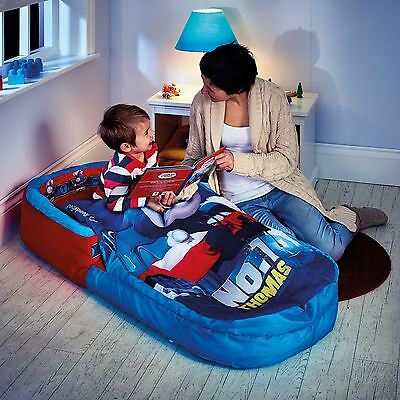 Thomas & Friends My First Ready Bed Sleepover Solution Kids Bed New